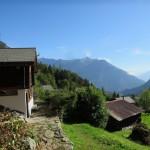 Les Mar�cottes (haut du village/Les Peutex)