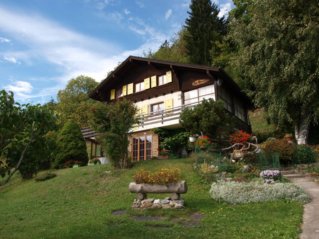 Les Granges s/Salvan (haut du village)