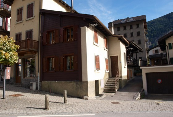 Salvan (centre du village)