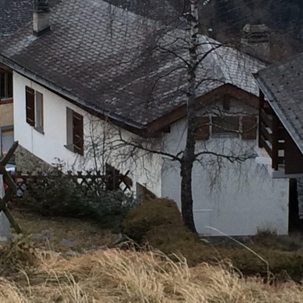 Finhaut (centre du village)
